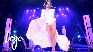 RuPaul's Drag Race (Season 8 Finale) Naomi Small's 'Legs' Performance Logo