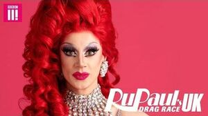 Divina De Campo Meet The Queens Drag Race UK (Season One)