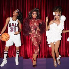 Ball Looks - Lady Baller, Basketball Wife Realness & Balls to the Wall Eleganza