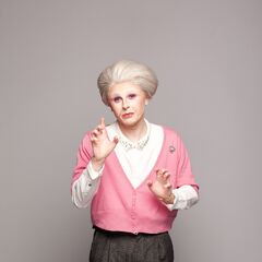 Snatch Game Look - Mary Berry