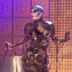 Apocalyptic Couture Look