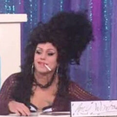 Snatch Game Look - Amy Winehouse