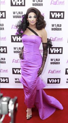 Valentina Finale Red Carpet