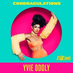 Congratulatory Post for Yvie