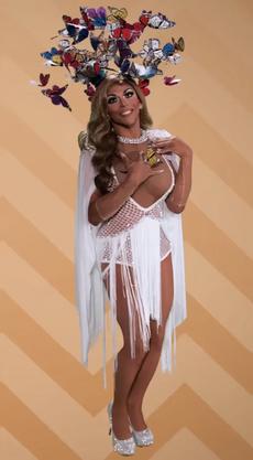 Shangela Diva Look