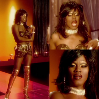 Girl Group Challenge Look