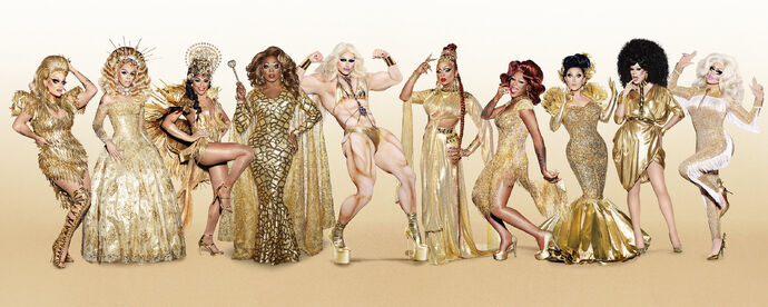 Image result for rupaul drag race all stars 3