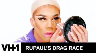Naomi Smalls' 'Prince Inspired' Makeup Tutorial 💄 RuPaul's Drag Race All Stars 4