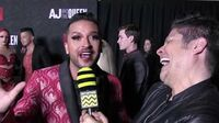 "Jai Rodriguez on the Red Carpet of Netflix's ""AJ & The Queen"" premiere in Hollywood"
