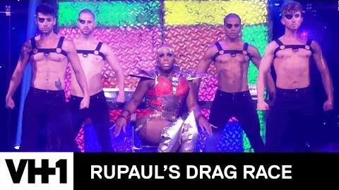 'Super Queen' Performance ft. Monét, Monique, Naomi & Trinity