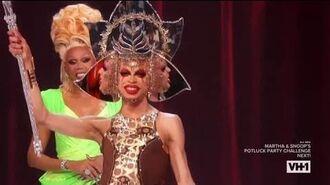 Brooke Lynn vs Yvie Oddly — LipSync For The Crown & Crowning