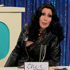 Snatch Game Look - Cher