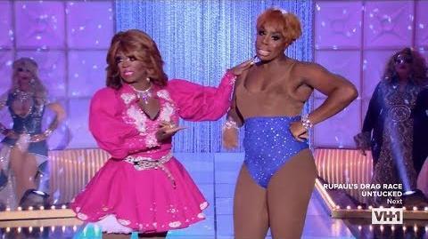 Monét X Change vs. Mayhem Miller - Man! I Feel Like A Woman! RuPaul's Drag Race Season 10 LSFYL-1