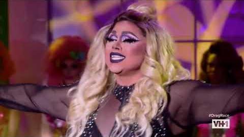Eureka O'Hara vs. Kalorie Karbdashian-Williams - Best Of My Love RuPaul's Drag Race-1