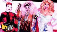 Season 12 Queens on MTV News