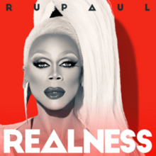 RuPaul - Realness (Official Album Cover)