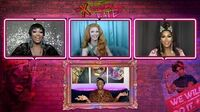 The X Change Rate All Stars 5 Queens (Part 1)