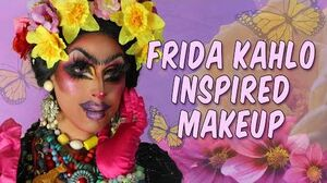 Frida Kahlo Makeup Tutorial