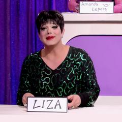 Snatch Game Look — Liza Minelli