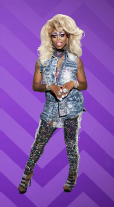 Monique Denim Look