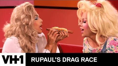 Beverly Hills 9021-HO RuVealed RuPaul's Drag Race Season 9