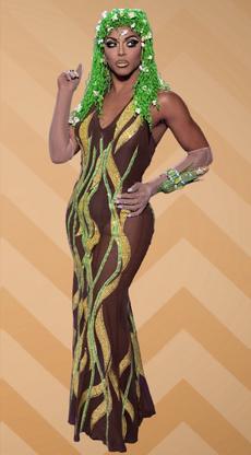 Shangela Wig Look 2