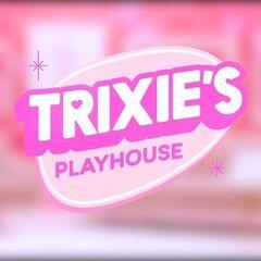 <i>Trixie's Playhouse</i> Logo
