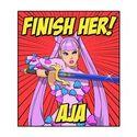Aja Finish Her