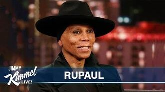 RuPaul Loves Wrestling 'For All The Reasons You Think'