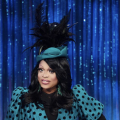 Snatch Game Look — Phaedra Parks