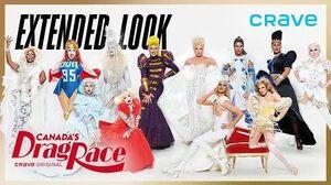 Canada's Drag Race Season 1 Extended Trailer