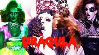 BIQTCH PUDDIN- All of her DRAGULA looks