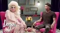 The Pit Stop S8 E2 with Trixie Mattel