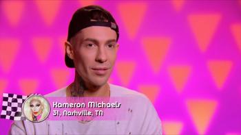 Kameron Michaels confessional