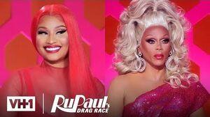 "Season 12 Premiere Lip Sync ""Starships"" RuPaul's Drag Race"