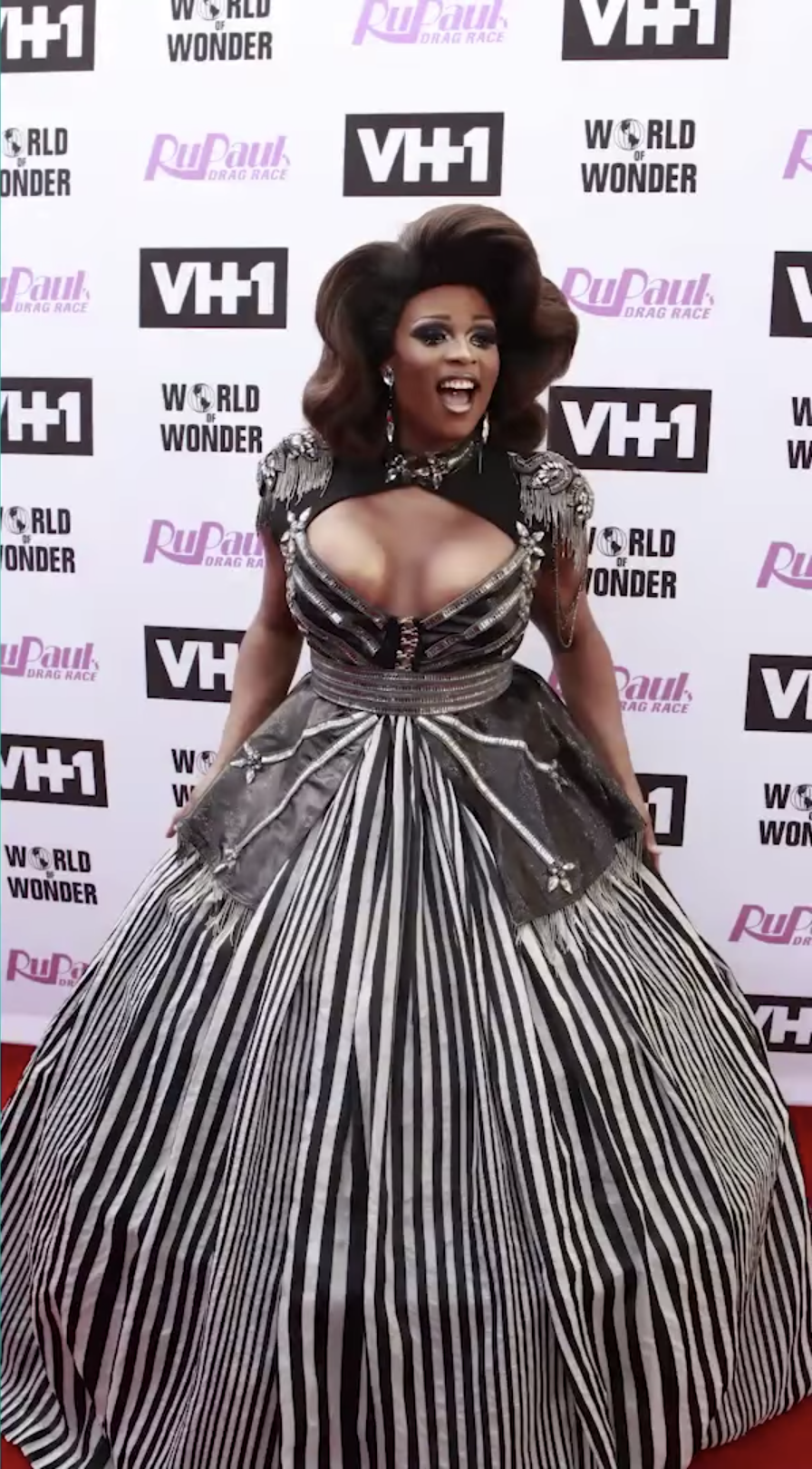 Image Peppermint Finale Red Carpet Png Rupaul S Drag
