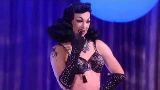 Violet Chachki's Season 7 finale performance - RuPaul's Drag Race