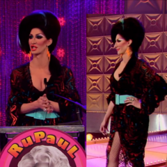 Rupaul Roast Look