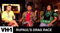 Queen to Queen Vanessa Vanjie Mateo, A'keria Chanel Davenport, & Silky Nutmeg Ganache