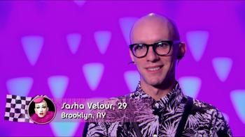 Sasha Velour confessional
