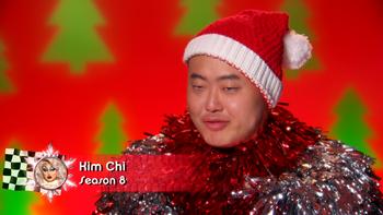 Kim Chi (Xmas) confessional