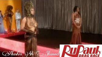 💄RuPaul'S Drag Race, T01E03 - Shannel Vs Akashia💄-0