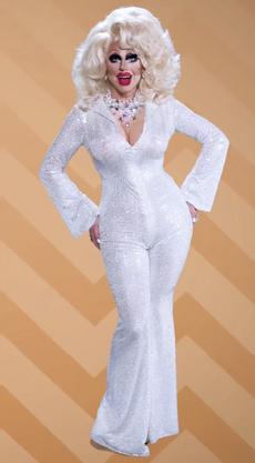 Trixie Diva Look