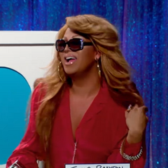 Snatch Game Look - Tamar Braxton