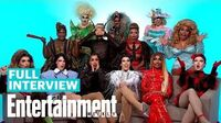 Season 12 Queens Read Photos Of Their First Time In Drag