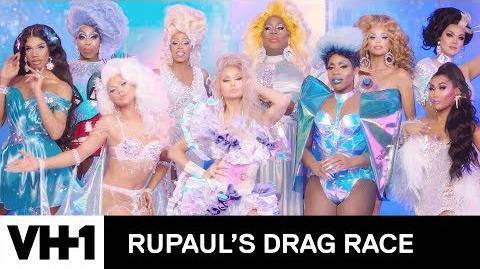 'All Hail RuPaul' Music Video ❄️ RuPaul's Drag Race All Stars 4