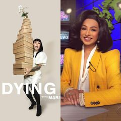 Unaired Snatch Game Look – Marie Kondo & Connie Chung (Options)
