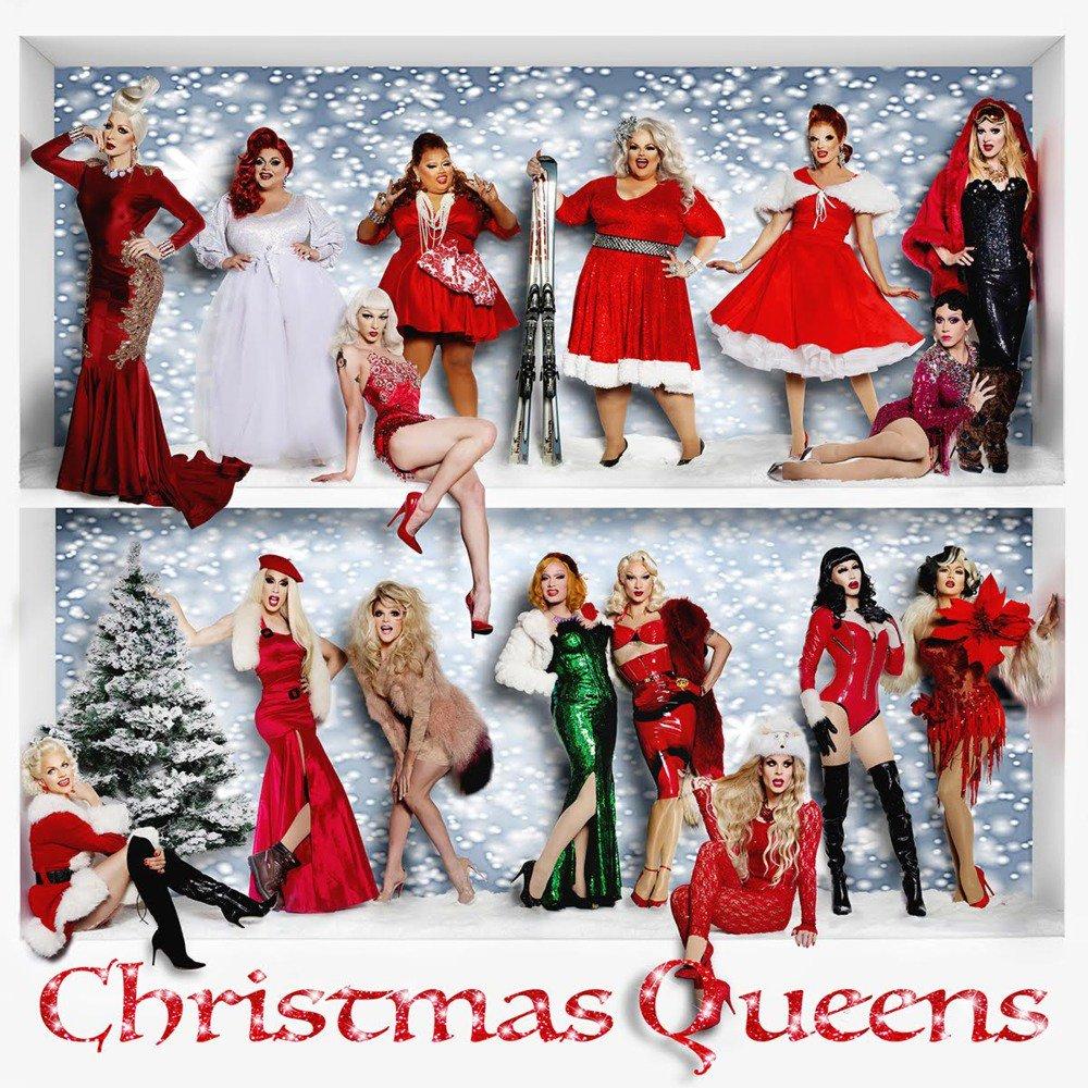 Drag Queen Christmas.Christmas Queens Rupaul S Drag Race Wiki Fandom Powered