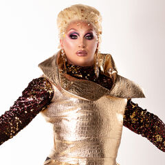 Gay Times Promo Look