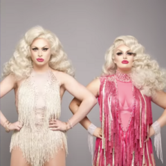 Makeover Looks - Cheryl Hole and Sissy Hole